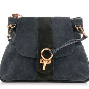 🎉HP🎉 Chloe Suede Medium Lexa Bag 🎉HP🎉